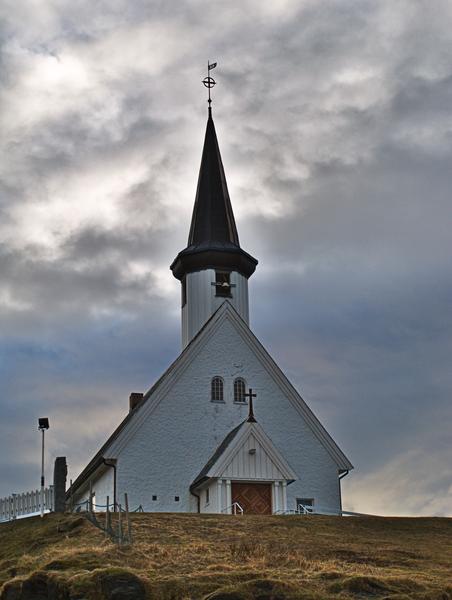 Kirche in Berlevåg