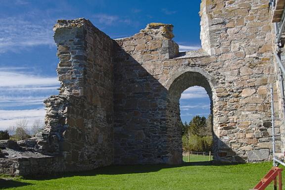 Klosterruine tautra frosta