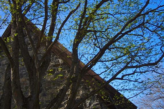 Kirche Logotun Frosta
