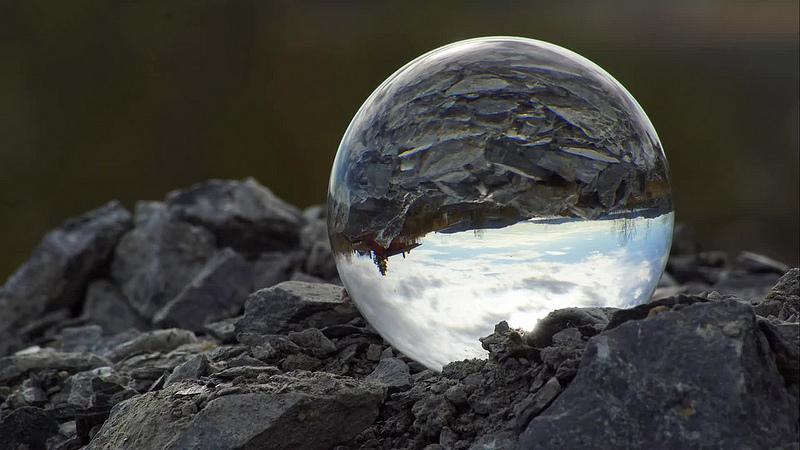 Glaslandschaft