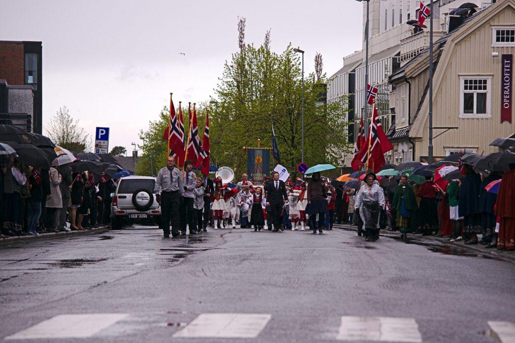 Norwegen nationalfeiertag