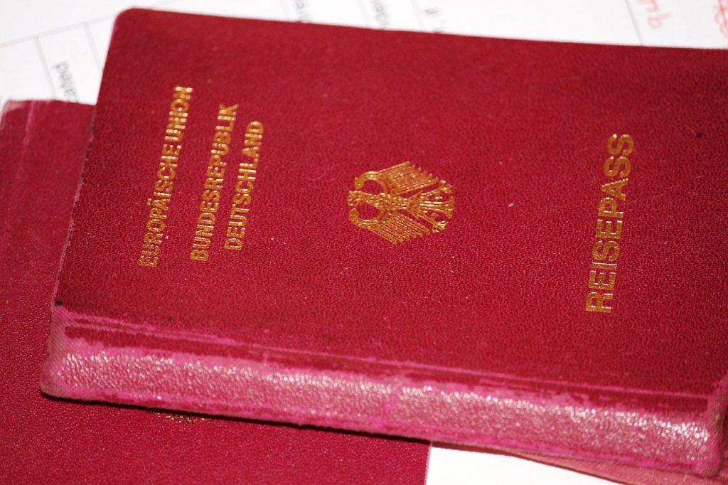 Reisepass Russland Visum