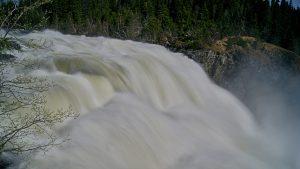Tännforsen Schweden Wasserfall