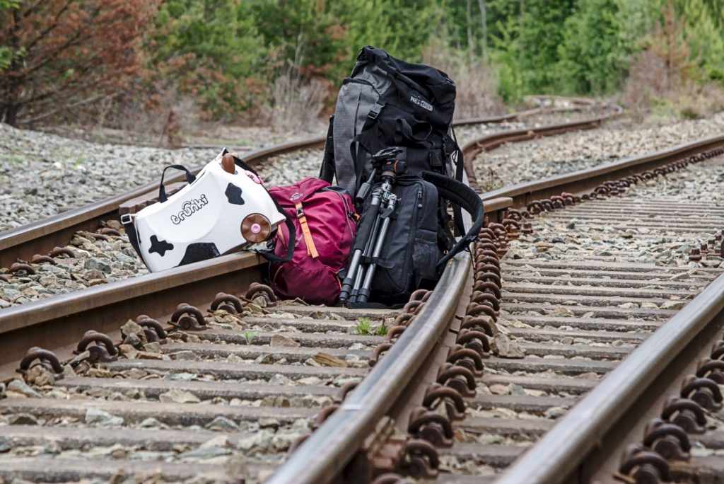 Rucksäcke auf schienen, Packliste Transsibirische Eisenbahn
