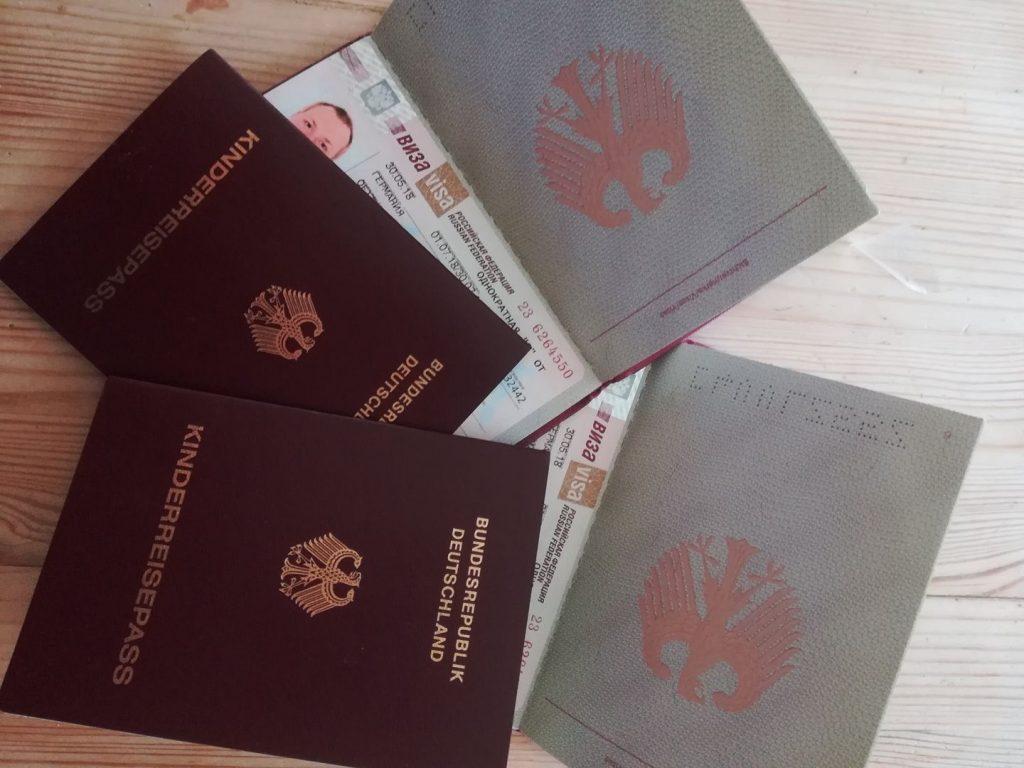 Reisepass visa Packliste transsibirische Eisenbahn