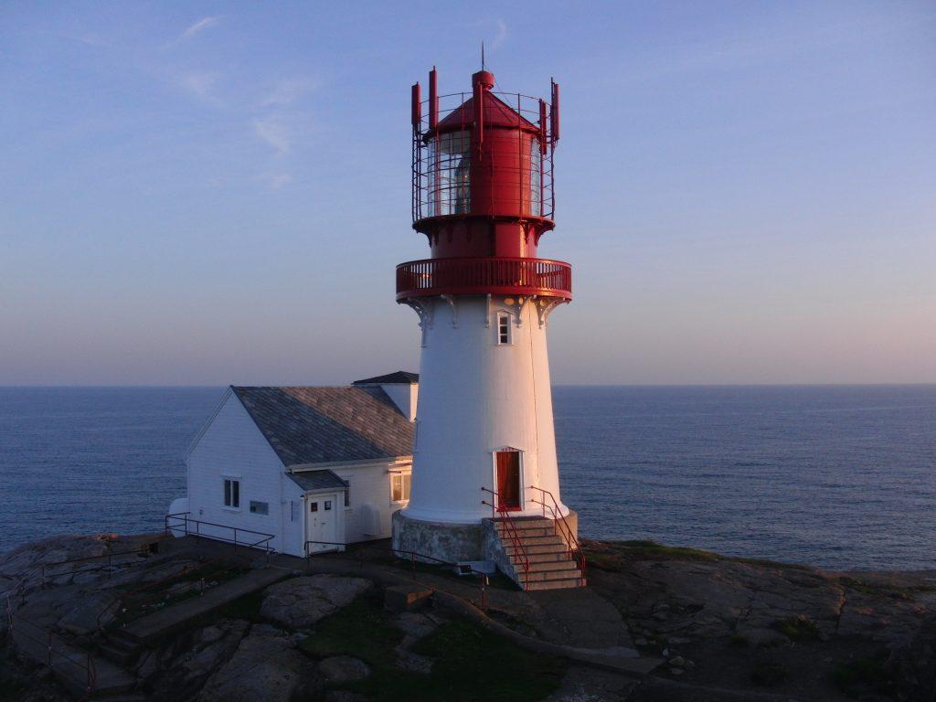 Mandal Leuchtturm