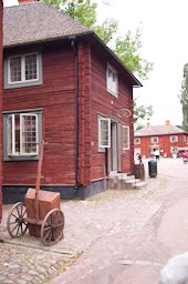 Bäckerei imFreilichtmuseum gamla linköping