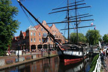 Papenburg Schiff