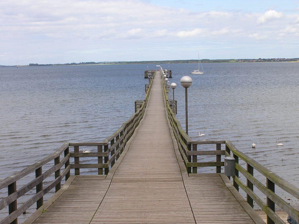 Seebrücke Wendorf wismar