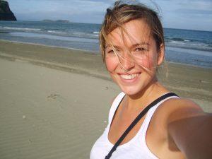 tatjana kopel am Strand meine Lieblingsstadt im Norden