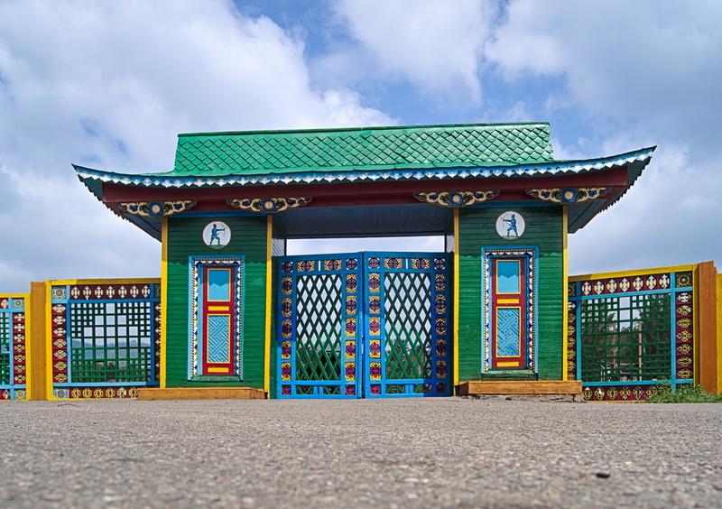 Ethnologisches Museum in Ulan Ude