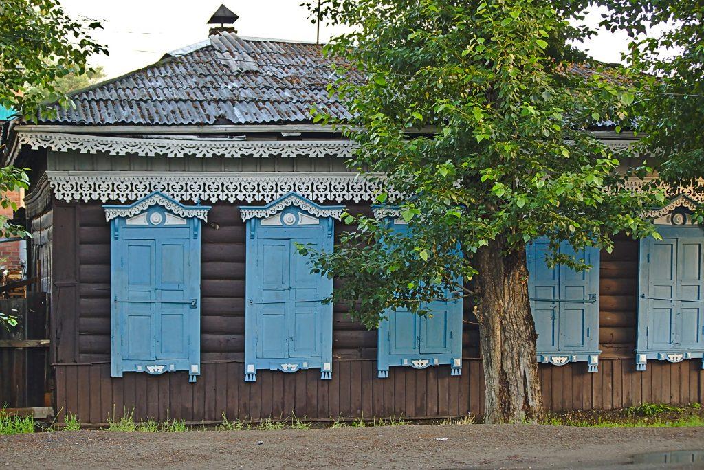 Haus in Irkutsk