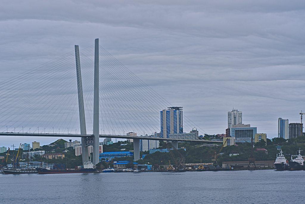 Wladiwostock Brücke