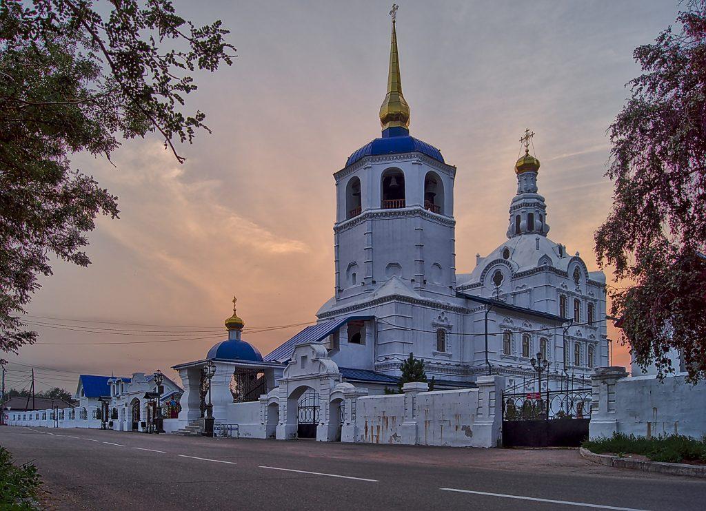Ualn -Ude orthodoxe Kirche