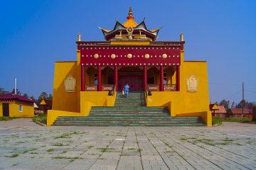 budhistischer Tempel Ulan ude