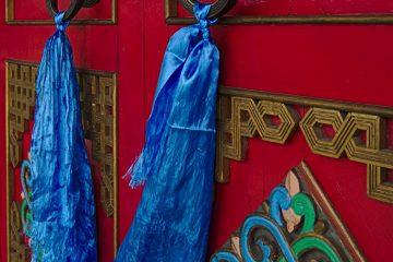 Tempeltür Ulan-Ude