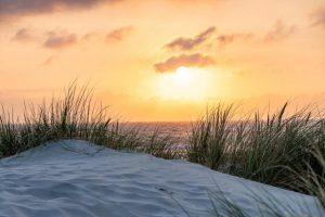 Sonnenuntergang Dänemark, Bild deines Sommers