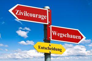 #bloggergegenrassismus Wegweiser