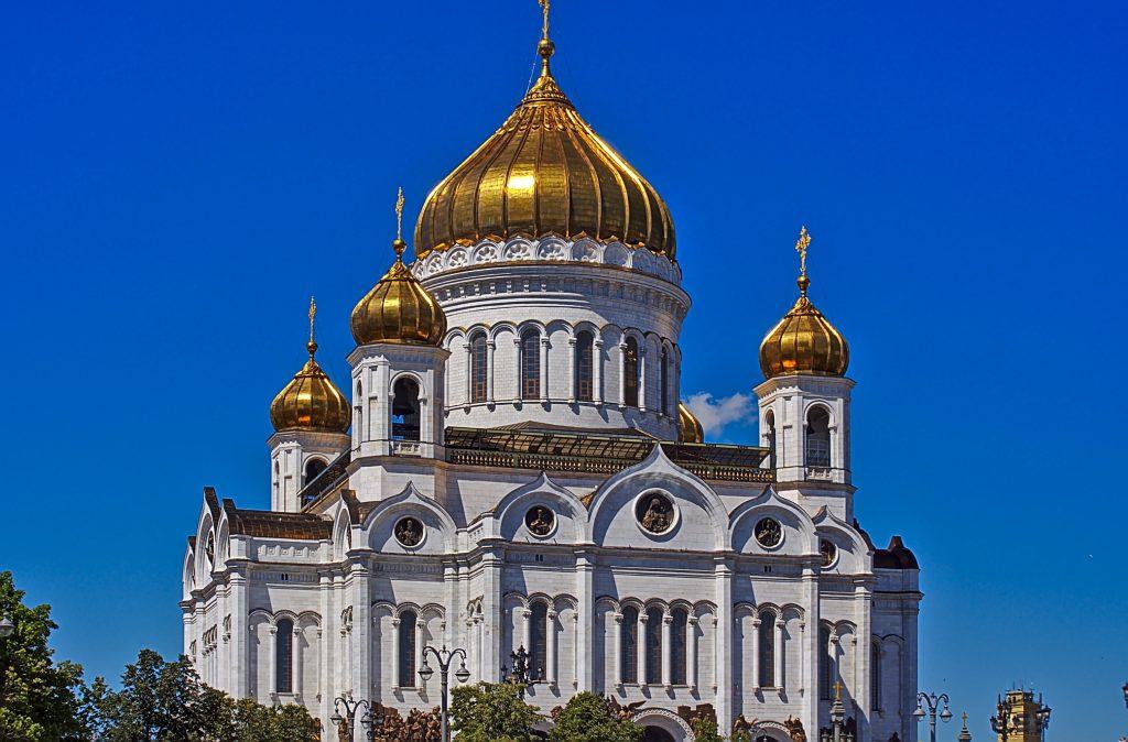 christus Erlöser Kathedrale Moskau entdecken