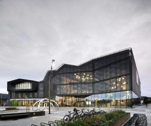Stjørdal Kimen Kulturhaus