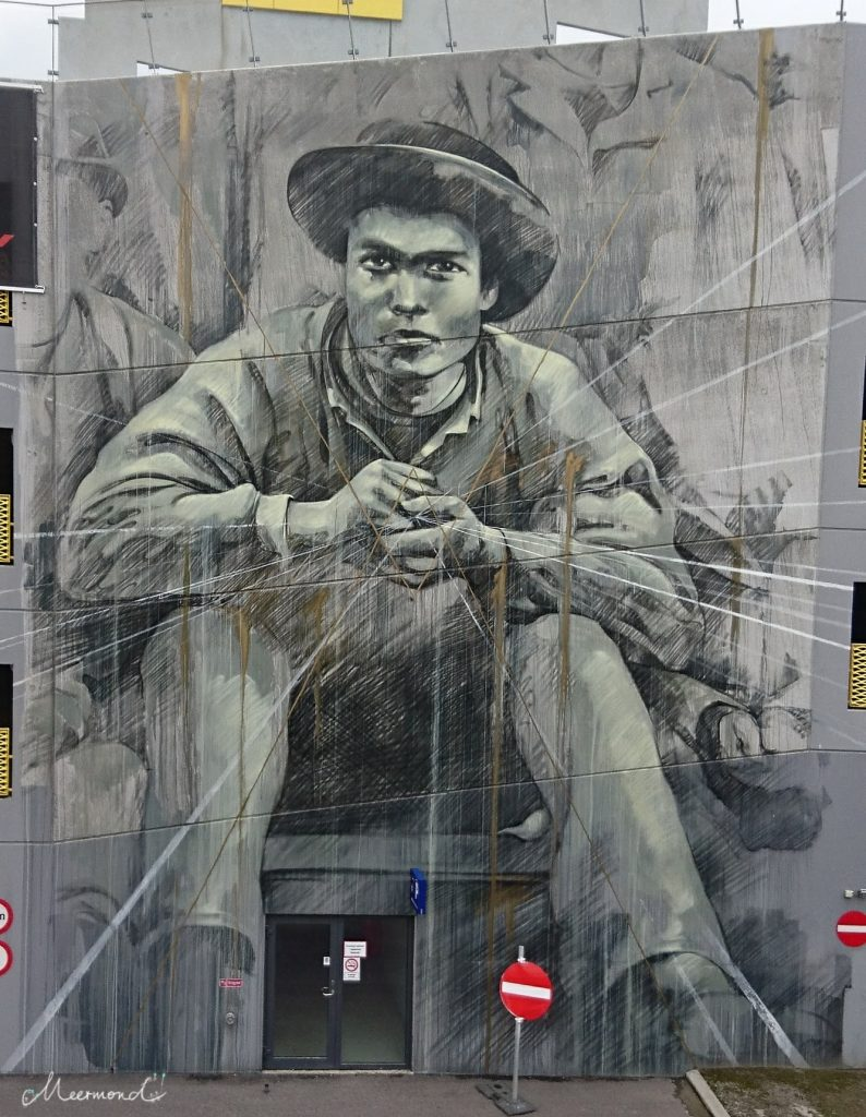 Graffiti aalborg
