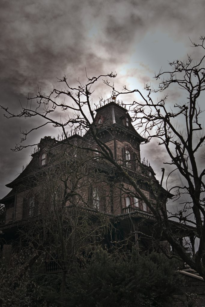 Phnatom Manor Disneyland Paris