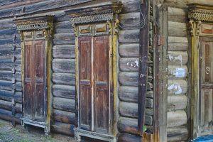 Holzhaus Irkutsk Sehenswürdigkeiten