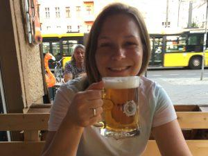Silke bier zurück nach deutschland