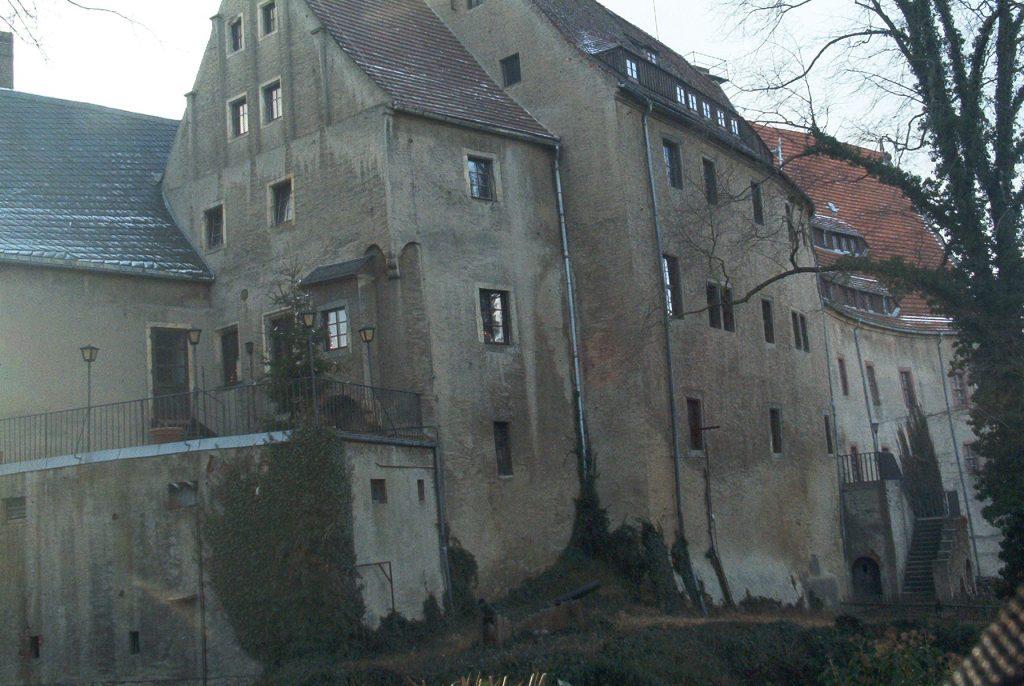 Burg außergewöhnliche Unterkünfte