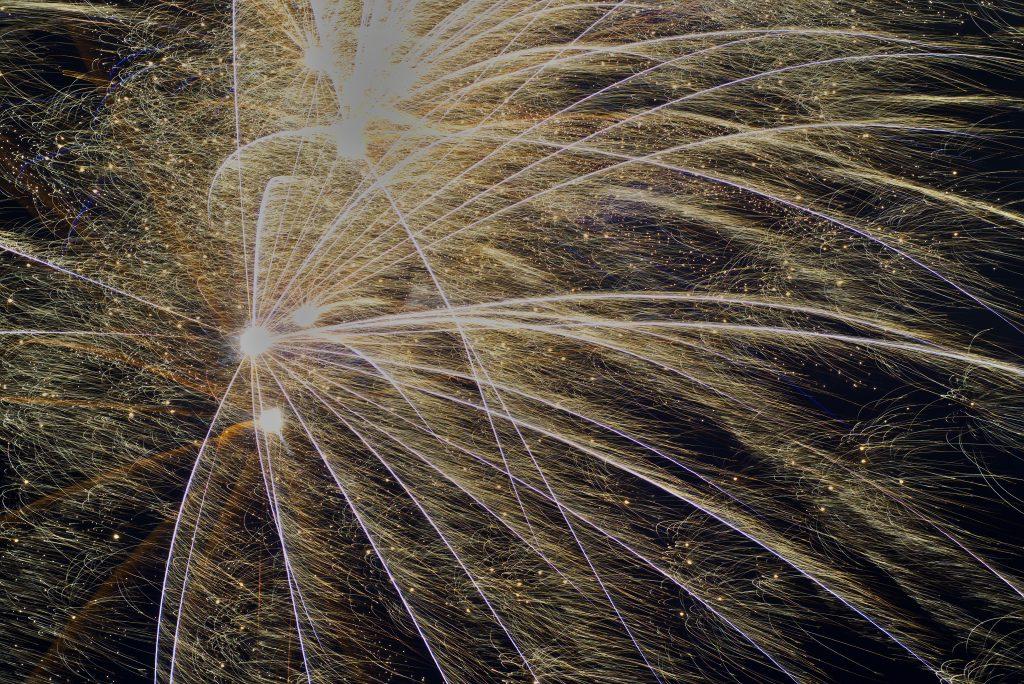 Feuerwerk fotografieren ist leichter als man denkt
