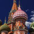 Roter Platz Moskau Zwiebeltürme kurioses aus Russland