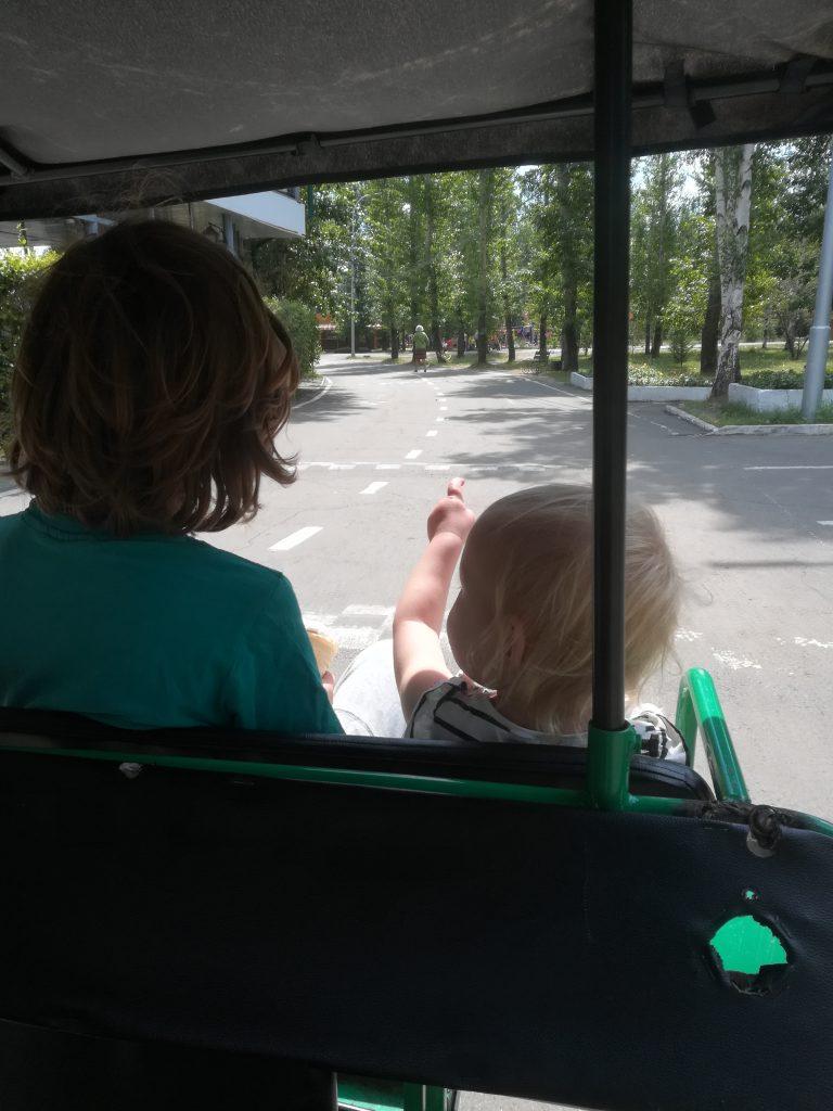 Kinder FahrradPark Irkutsk Reisehighlights 2018