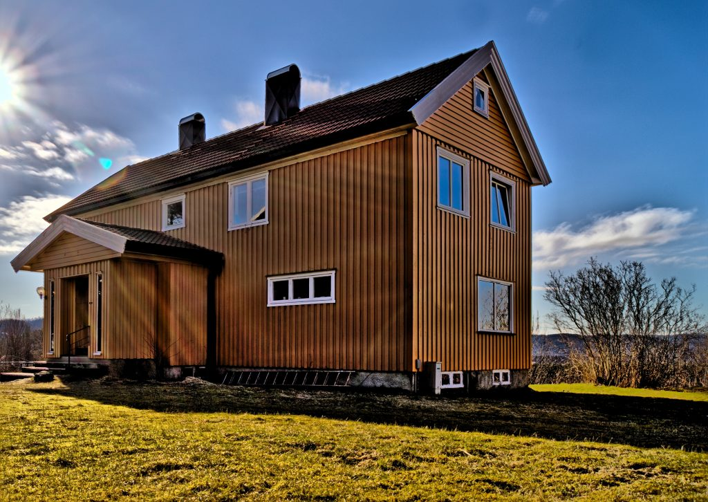 Bjørnhaugen Stjørdal Haus Jahresrückblick 2018