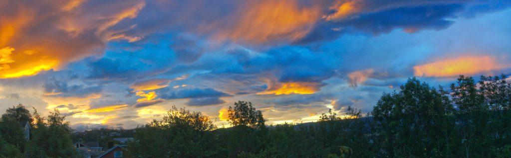 Sonnenaufgang Norwegen Fotoparade