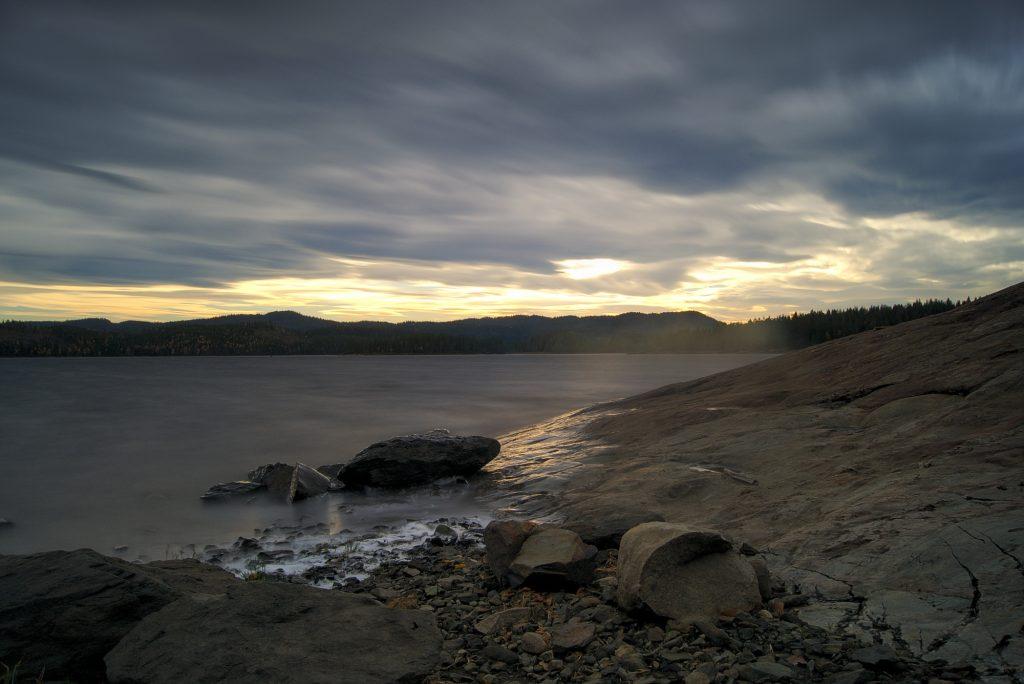 Fjordaussicht Norwegen Stjørdal Jahresrückblick 2018