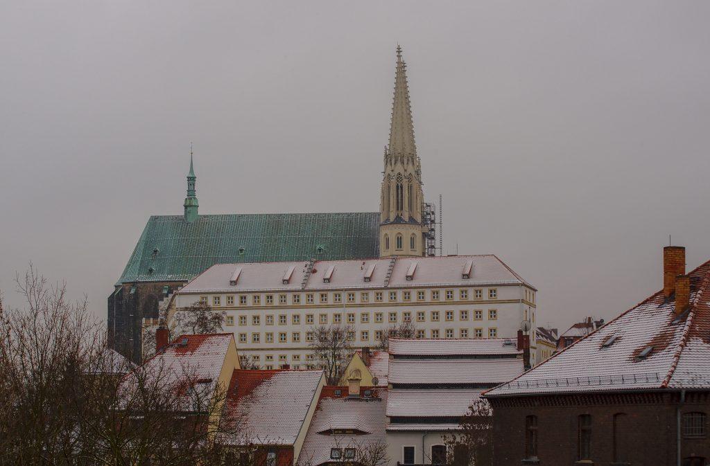 Peterskirche Görlitz zurück nach Deutschland