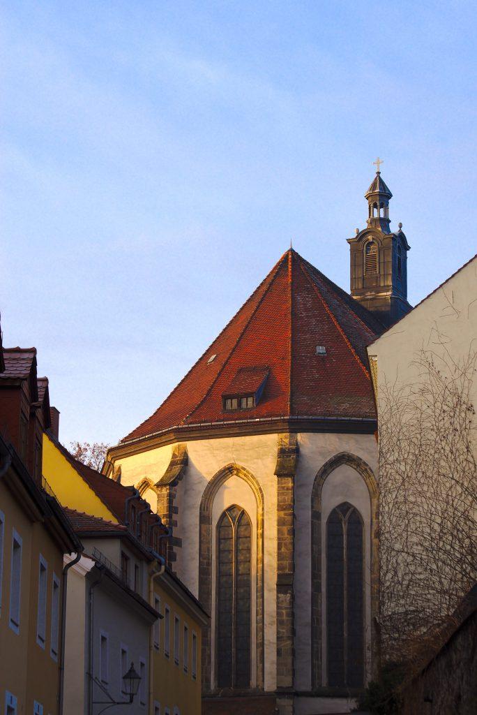 Morgenlicht in der Altstadt Görlitz