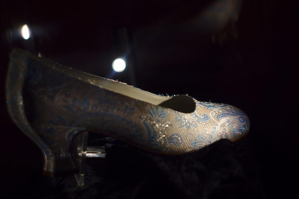 Drei Haselnüsse für aschenbrödel Schuh ausstellung Schloss mOritzburg