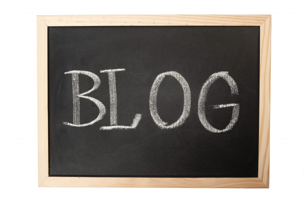 Blog bloggen angefangen