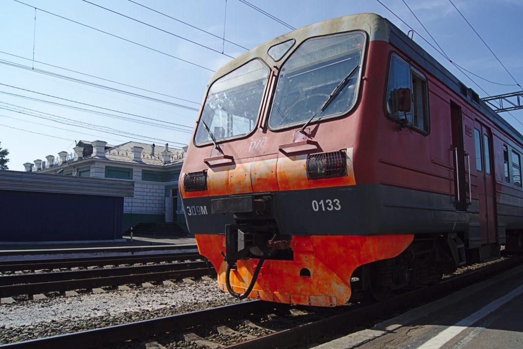 Lokomotive Transsibirische Eisenbahn Jahresrückblick 2018