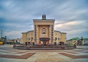 Opernhaus Ulan-Ude Russland
