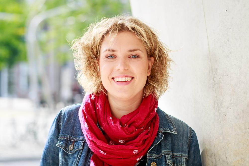 Portrait Frau einfachschweden alingsås