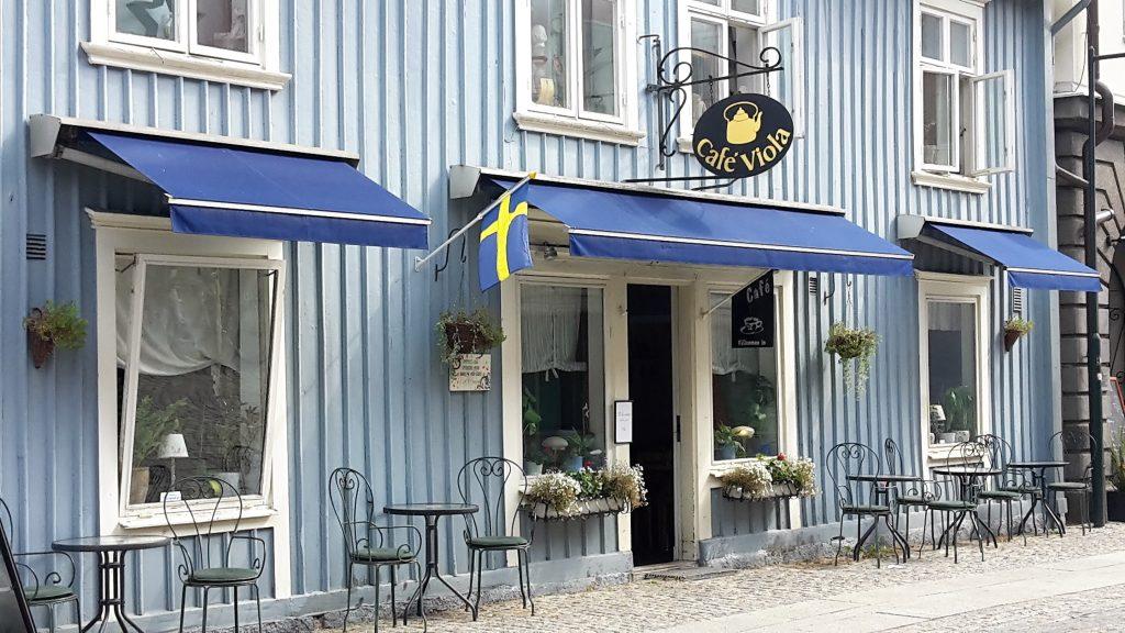 Cafein cafestadt alingsås schweden