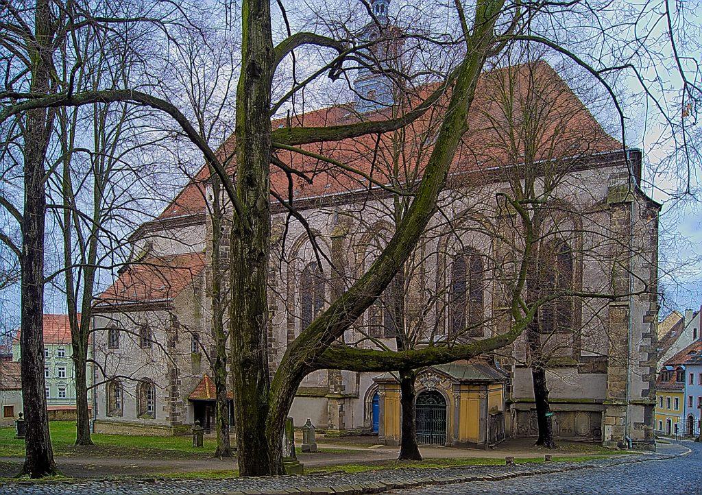 Nikolaikirche ,Nikolaiviertel Görlitz