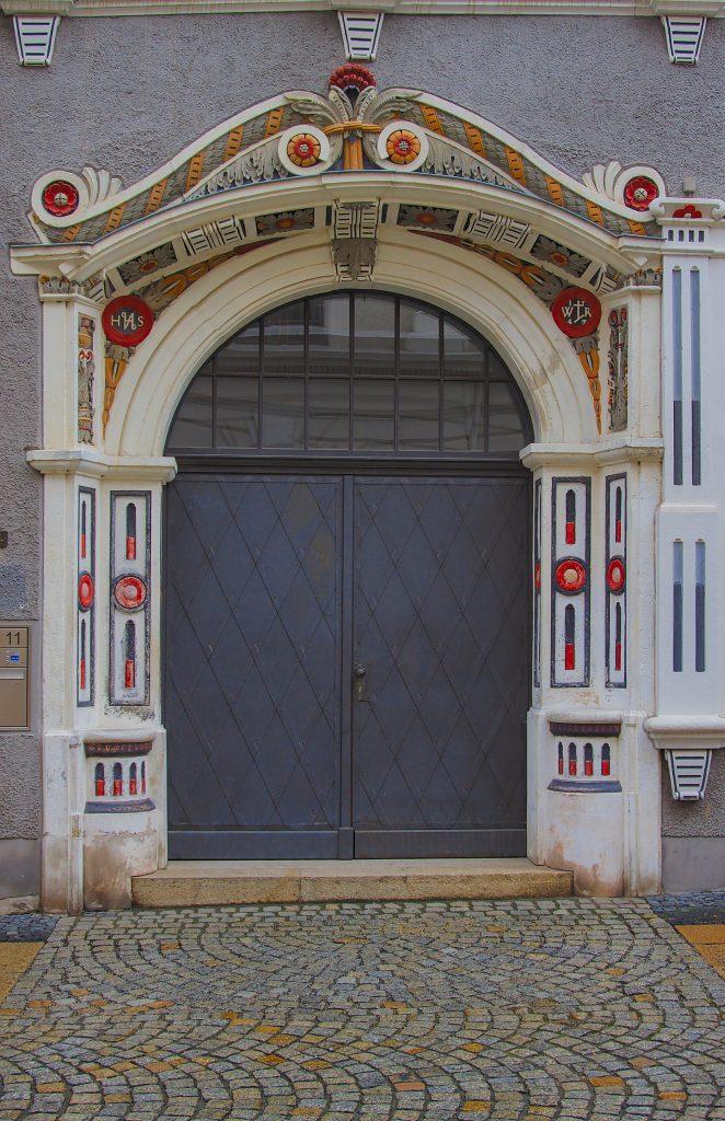 Tür Haus Görlitz Altsstadtmillionen