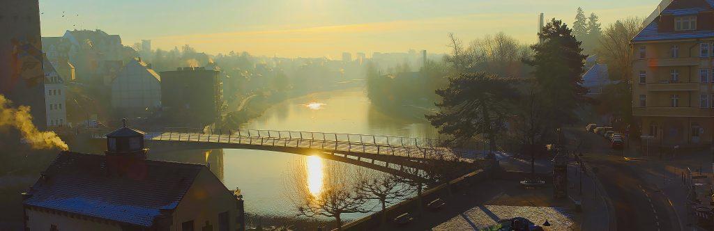Görlitz- Wo in Deutschland die Sonne zuerst aufgeht