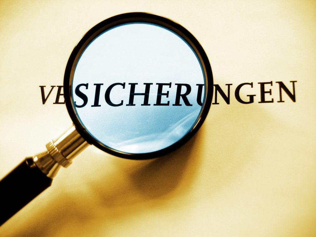 Versicherungen zurück nach Deutschland