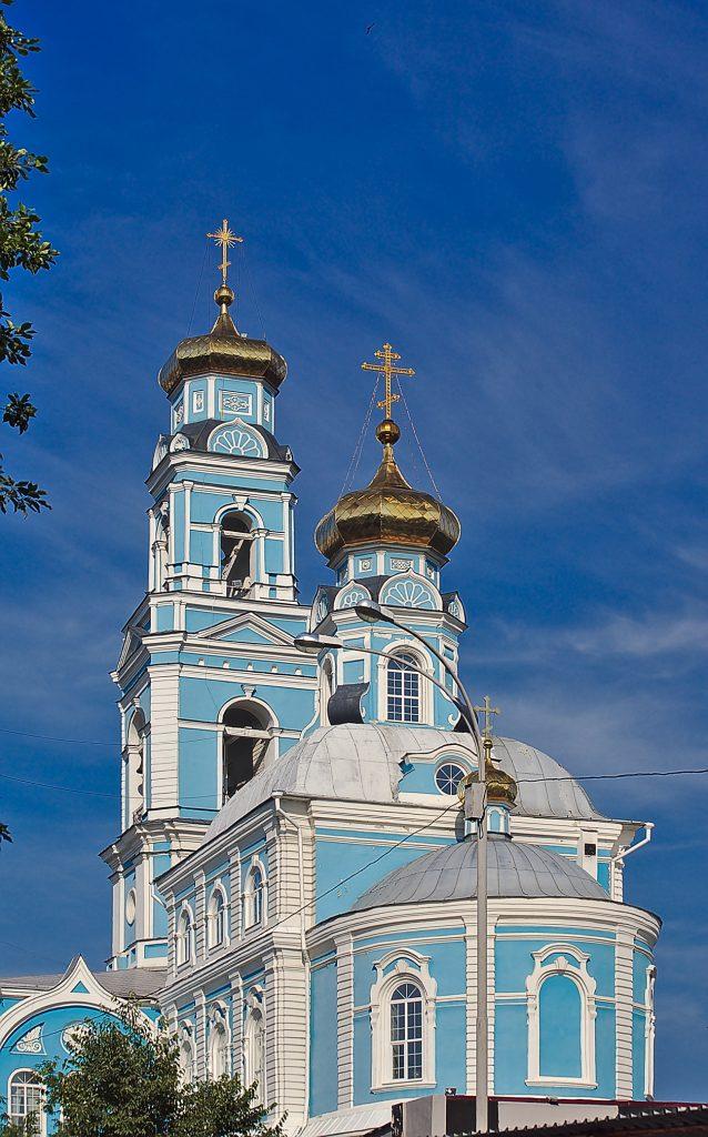 Himmelfahrt Kathedrale Jekatarinburg Russland