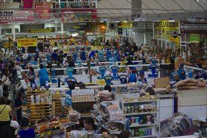 Markthalle Ulan-Ude Russland Lieblingsmärkte
