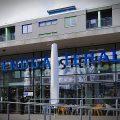 Jugendgästehaus am Hauptbahnhof Berlin Eingangsbereich